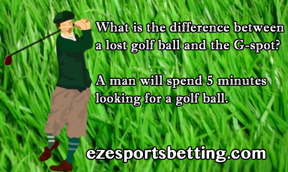 golf joke sports joke