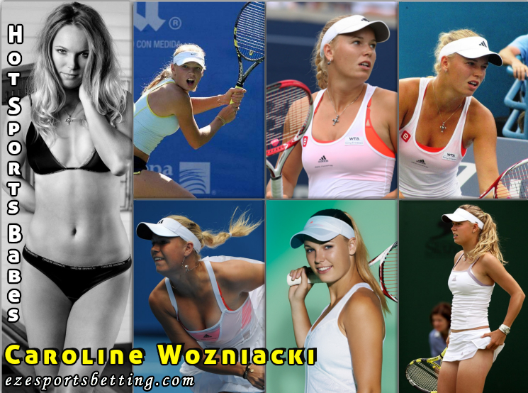 Caroline Wozniacki_Collage Hot Sports Babes