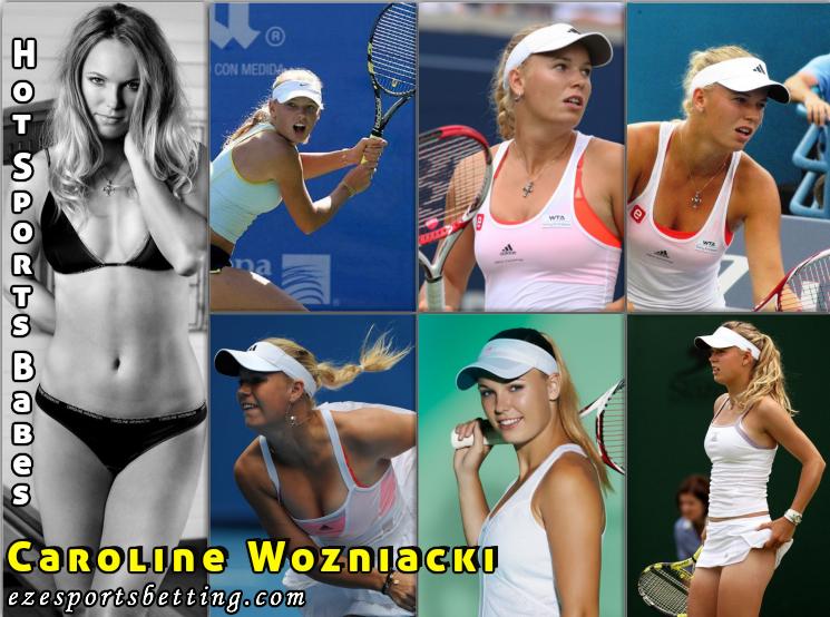 Caroline Wozniacki_Collage Hot Sports Babes
