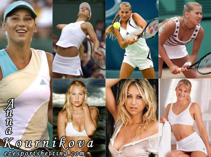 anna kournikova hot sports babe