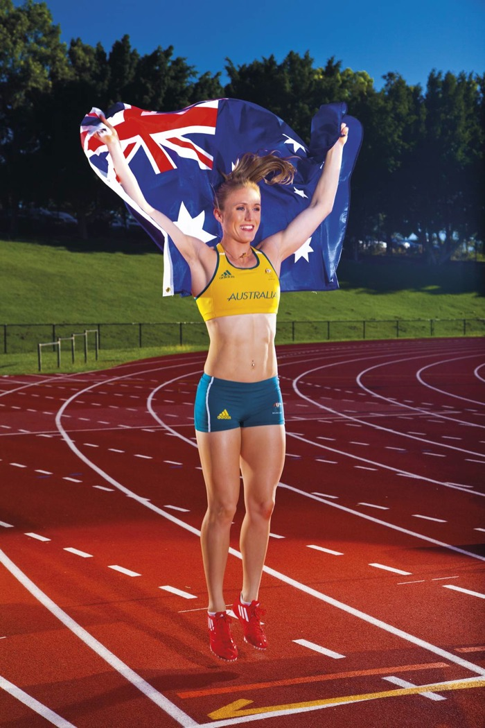 betting with sportingbet on Sally pearson