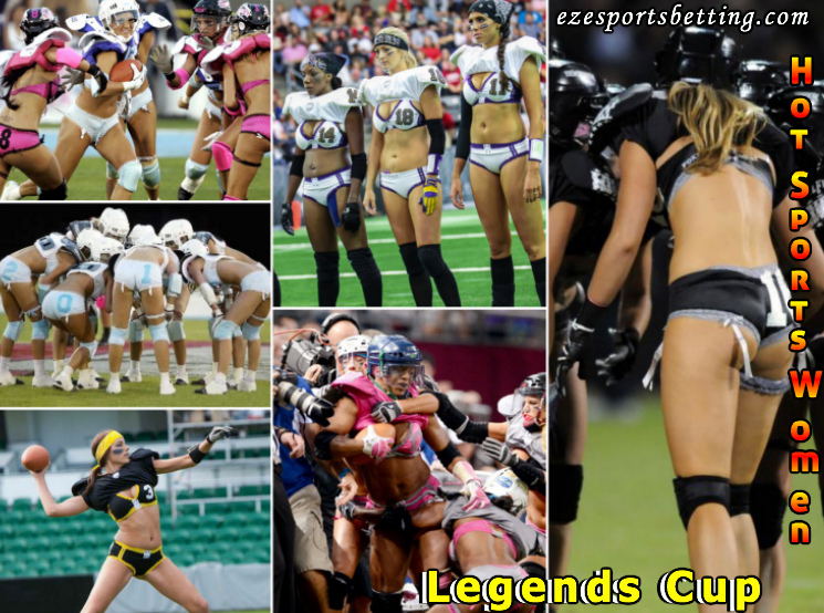 legends cup hot sport babes