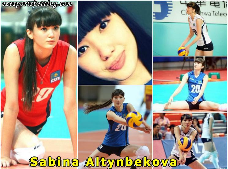 Sabina Altynbekova Hot Sport babe