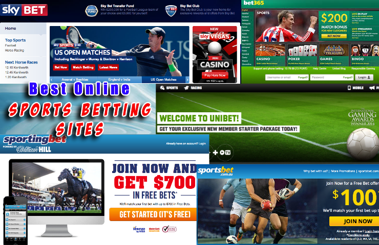 Best Online Sports Betting Sites By Region