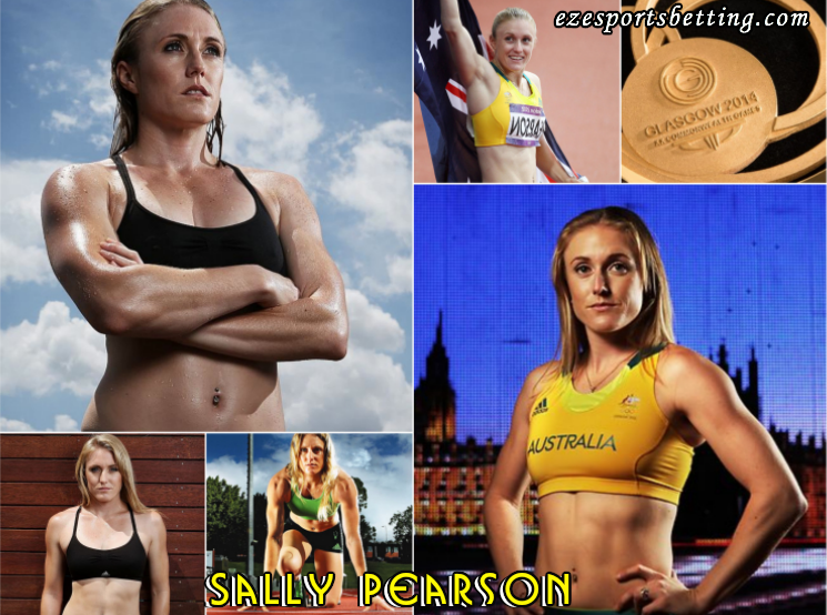 Sally Pearson hot sports babe