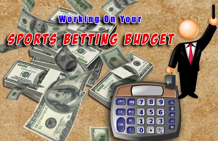 sports betting budget