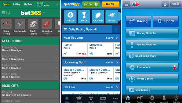 top betting apps