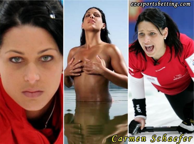 carmen schaefer curling hot sports babe