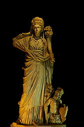 Fortuna Roman Lady Luck