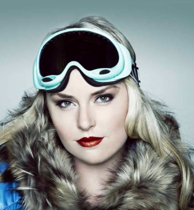 Lindsey Vonn sexy hot sports babe