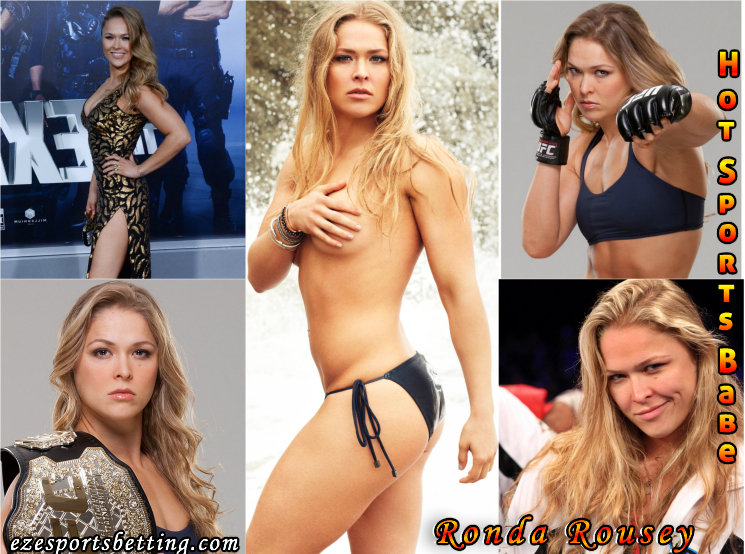 Ronda Rousey Hot sports babe