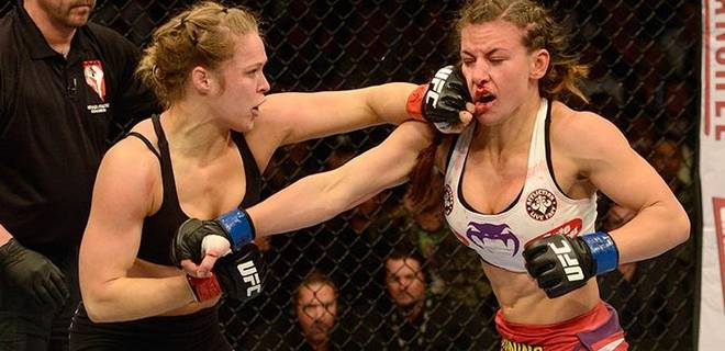 Ronda Rousey hot sports babe fight