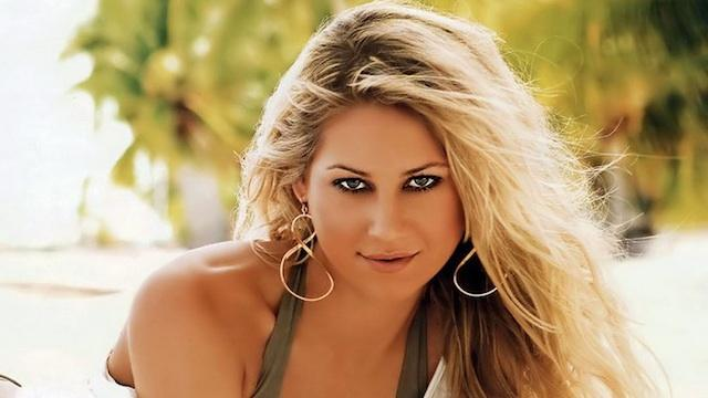 Hot Sports Babe Anna Kournikova