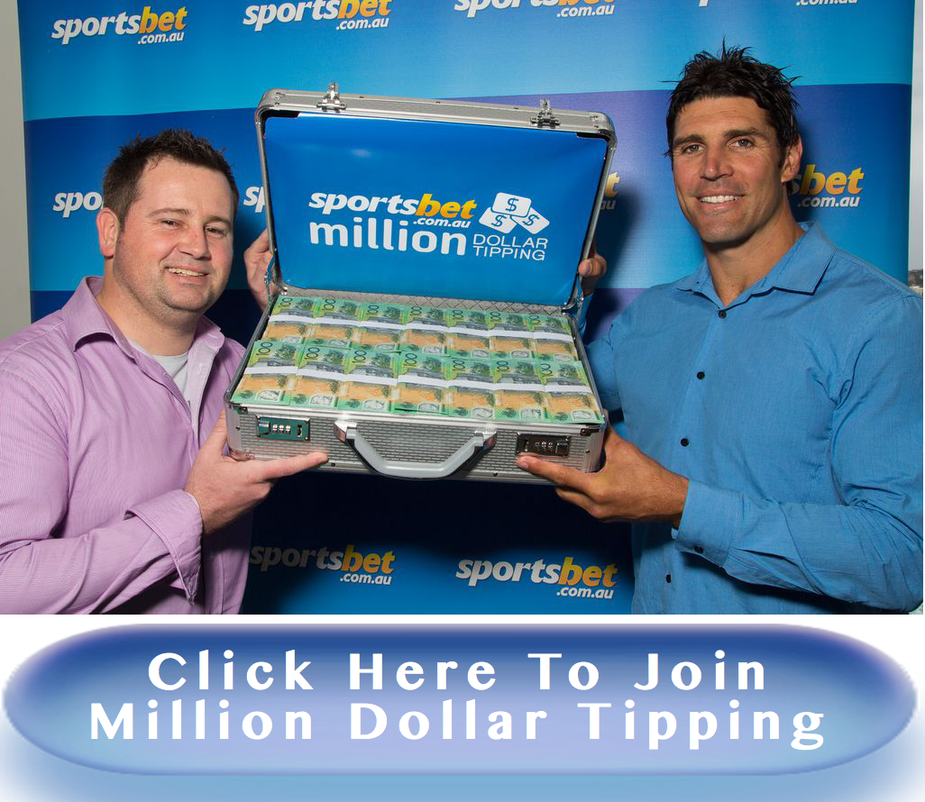 Sportsbet Million Dollar Tipping