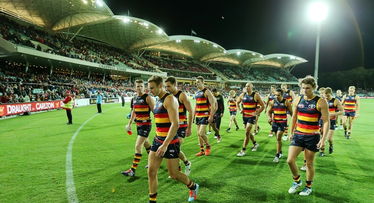Adelaide Oval Crows