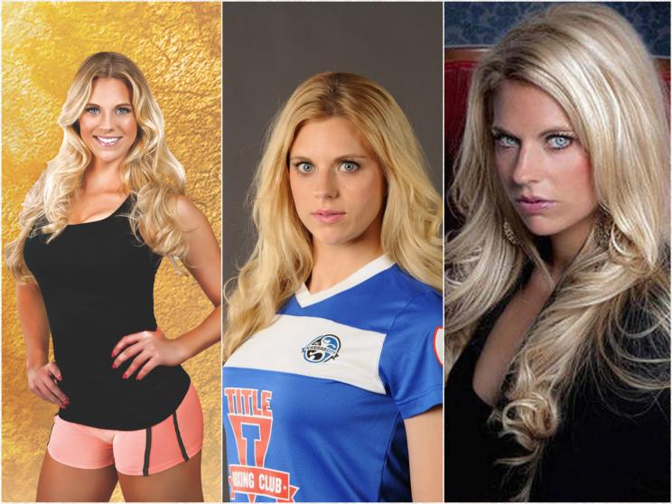 sexy Lauren Sesselmann hot sports babes