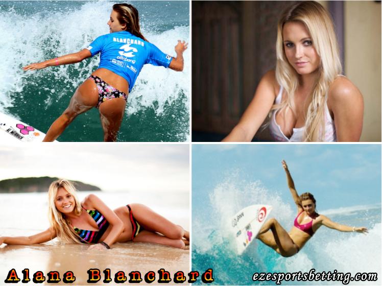Alana Blanchard Hot Sport Babe