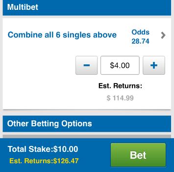 fortuna round 8 multibet