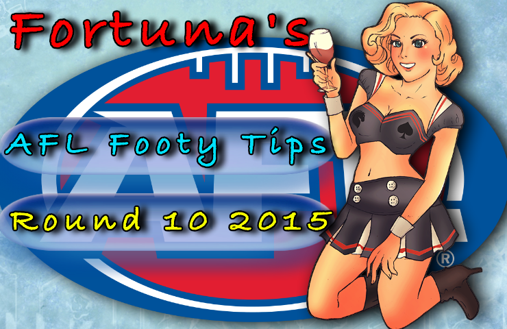 Round 10 AFL footy tips