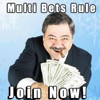 biggest multi bet wins