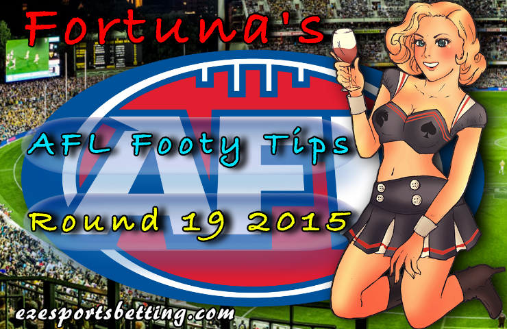 Round 19 AFL Footy Tips