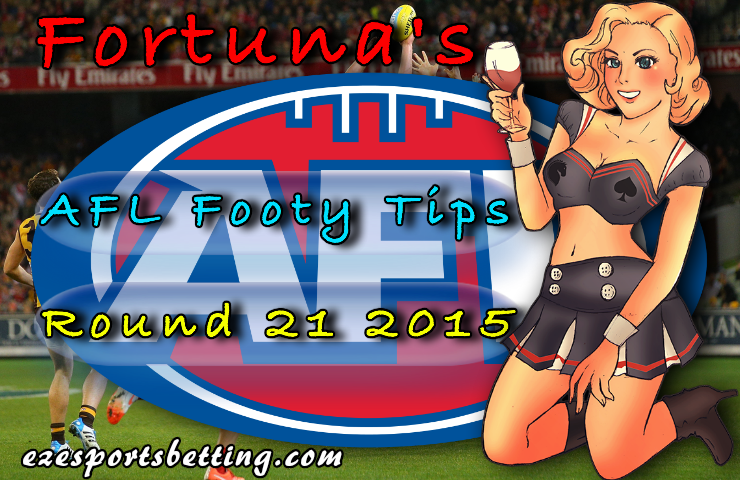 round 21 AFL Footy tips