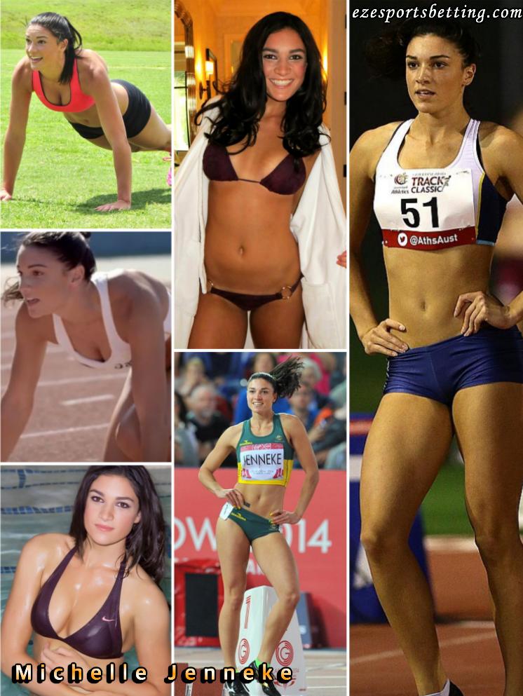 Hot Sport Babes Michelle jenneke