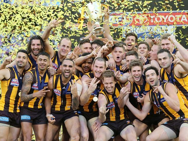 AFL Grand Final Winners