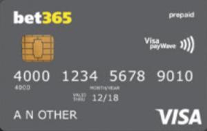 bet365 visa card sports betting news