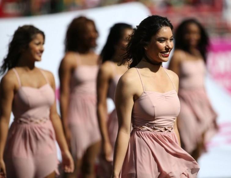 49ers hot sport babes cheerleaders