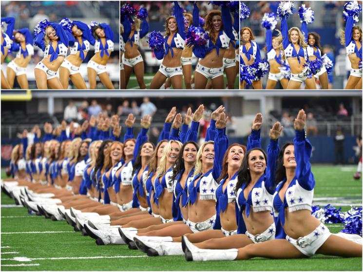 hot sport babes dallas cowboys cheerleaders