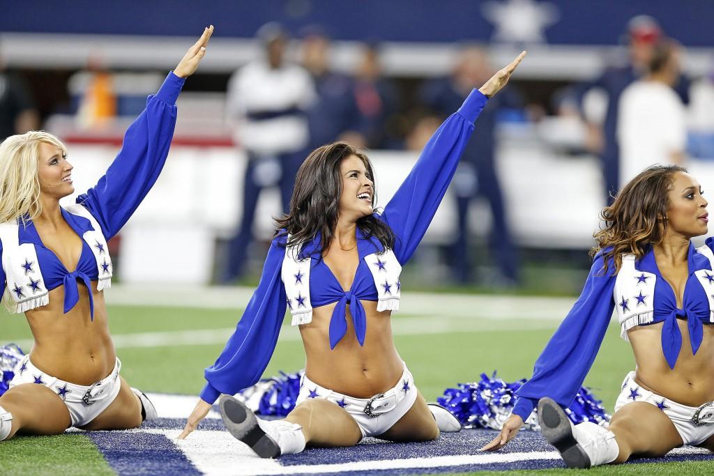 Dallas Cowboys Cheerleaders hot sport babes