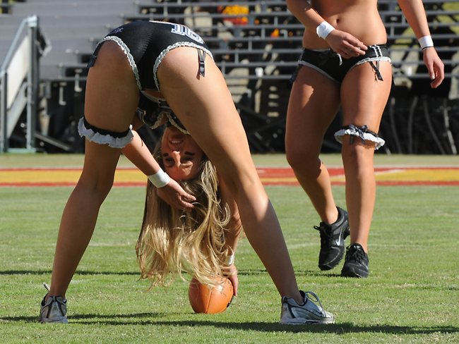 Football girls tumblr