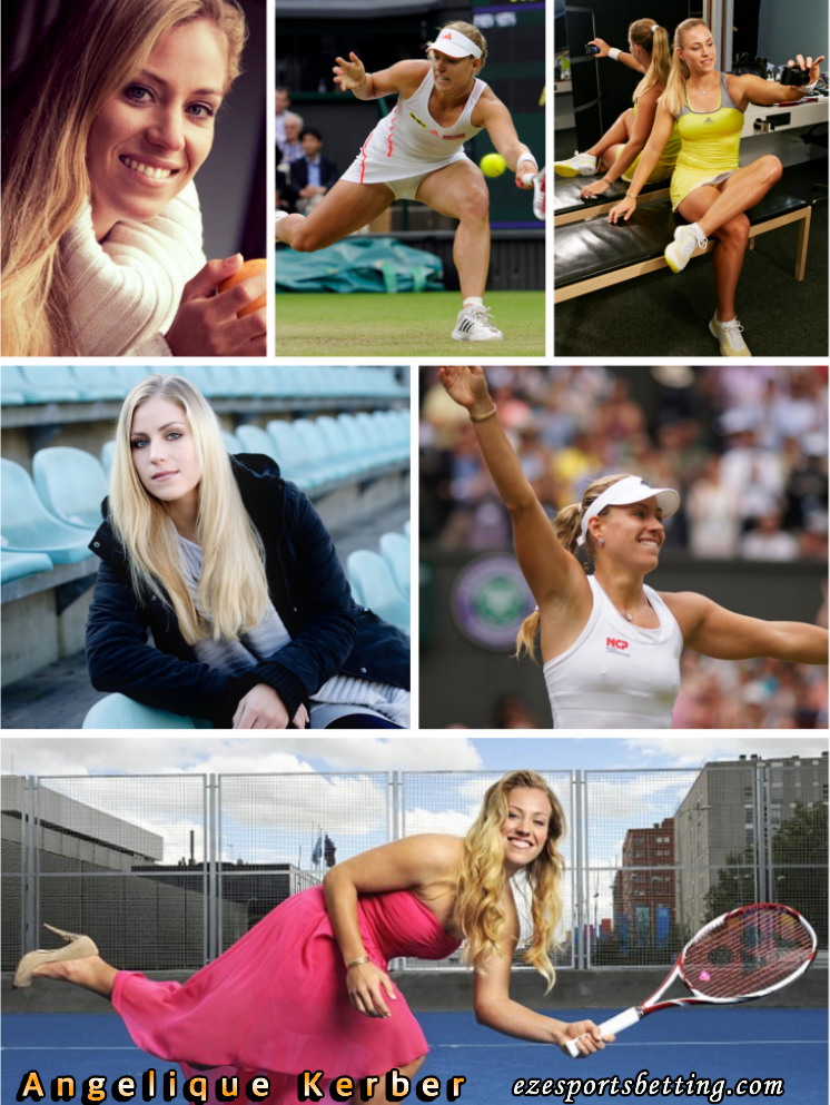 Sexy Angelique Kerber Hot Sports babe