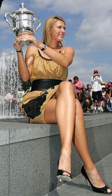 Maria Sharapova sexy hot sport babe