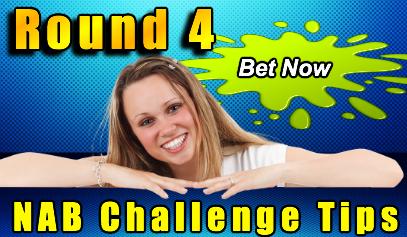 Round 4 NAB Challenge Tips