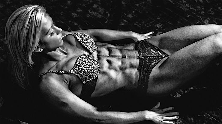 hot sport babes gym junky sexy abs