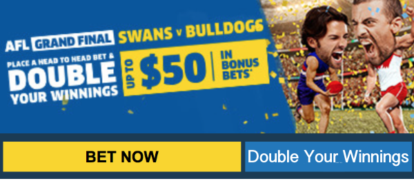 Sportsbet AFL Grand Finals best bet