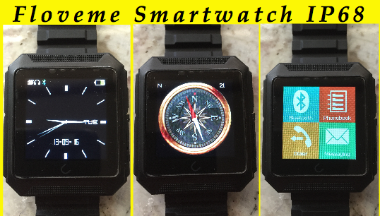 floveme smartwatch ip68 review