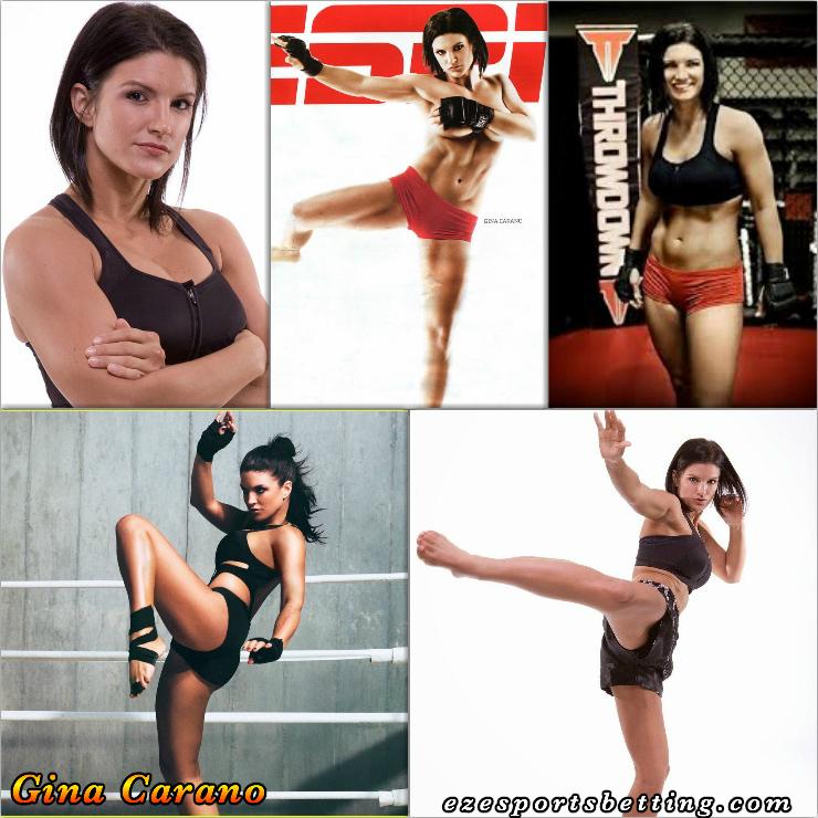 Gina Carano Hot Sports babes