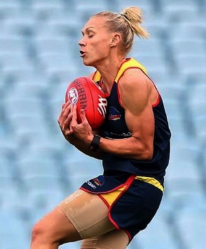 Hot Sports Babe Erin Phillips muscles