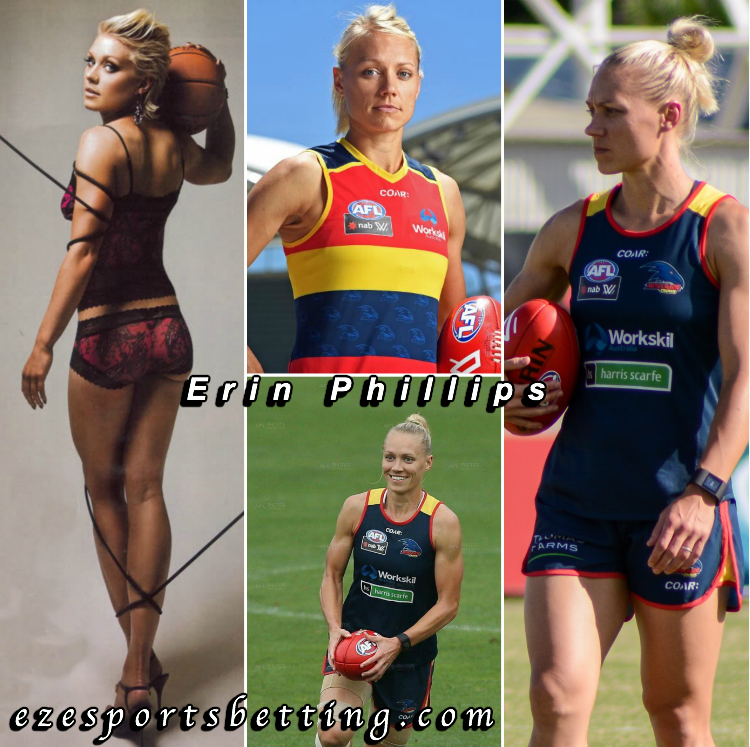 Erin Phillips Hot Sport Babe