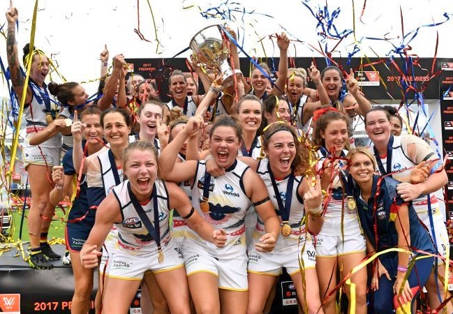 AFLW Crows AFLW Champions