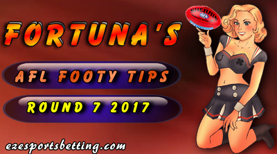 Fortuna AFL Round 7 Tips 2017