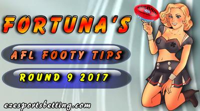 AFL round 9 tips 2017