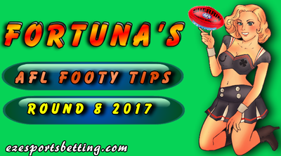 AFL Round 8 Tips 2017