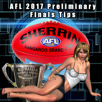 AFL 2017 Preliminary Finals Tips