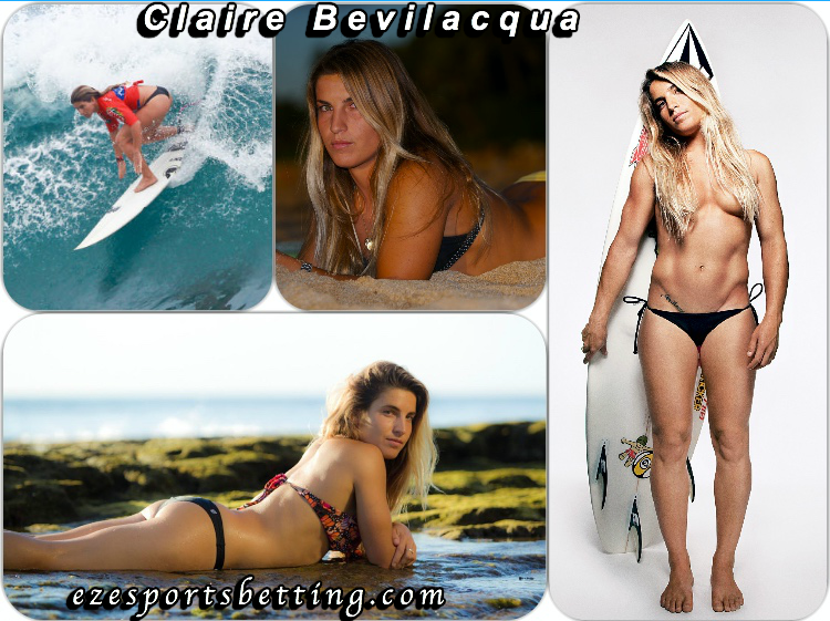 Hot Sports Babe Claire Bevilacqua