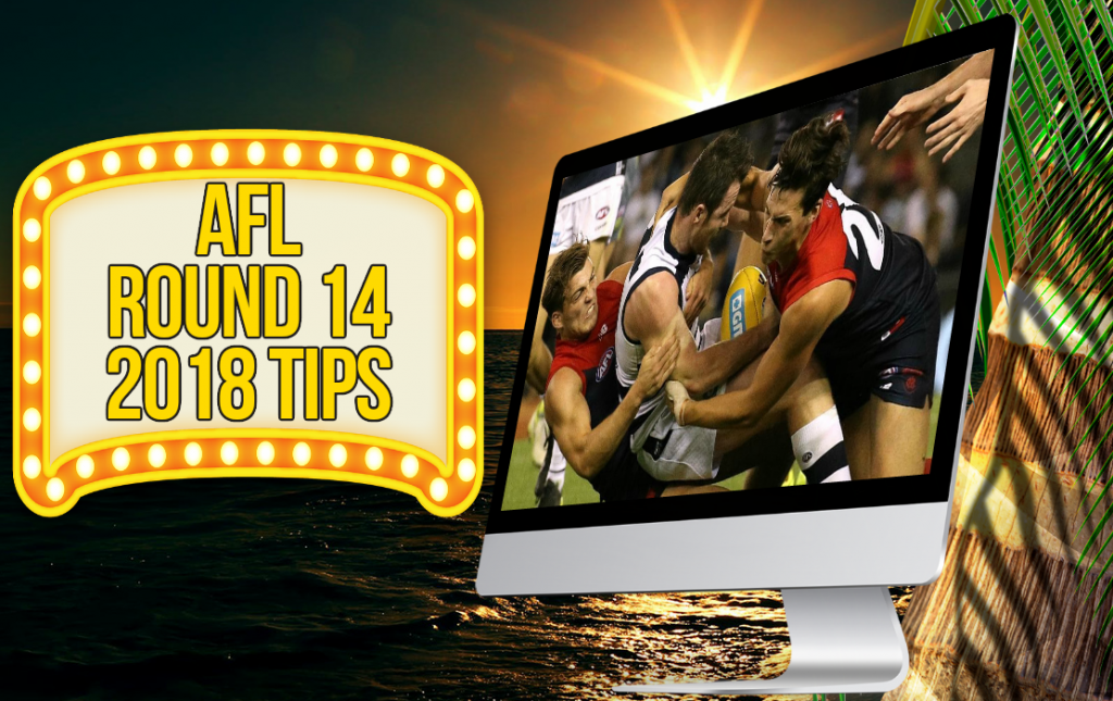 AFL Round 14 2018 Tips