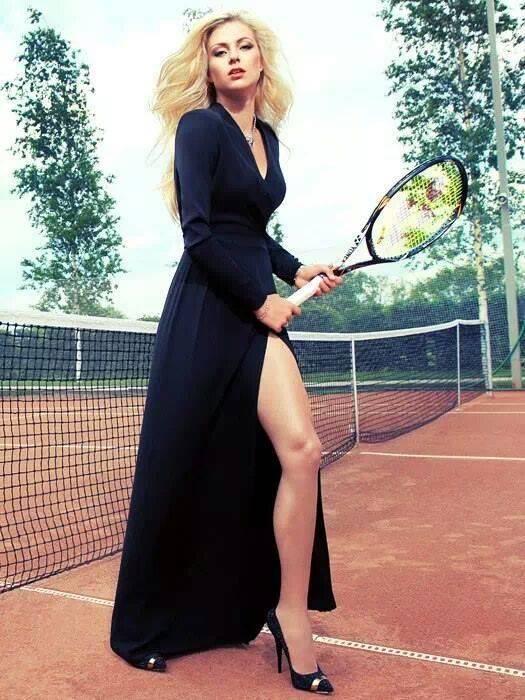 maria kirilenko hot sport babe